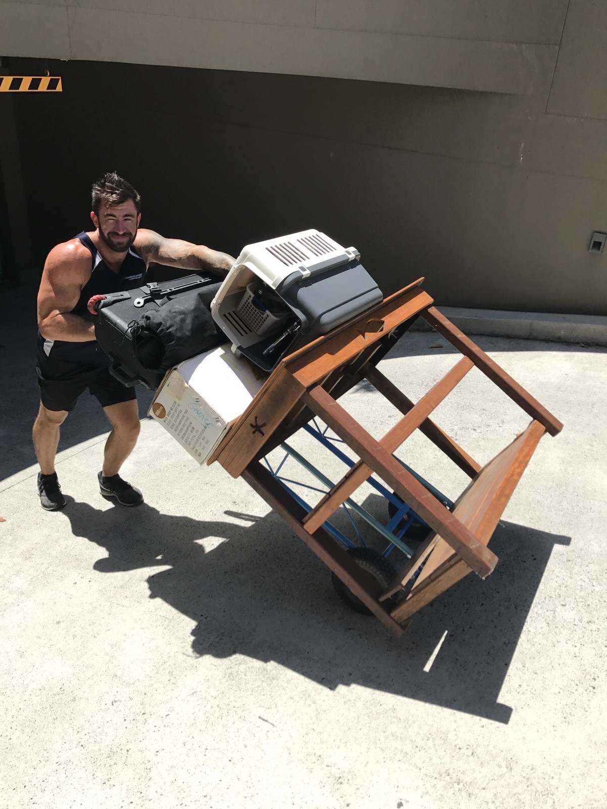 Sydney-to-Gold-Coast-Removalist-Streamline-movers-04-port